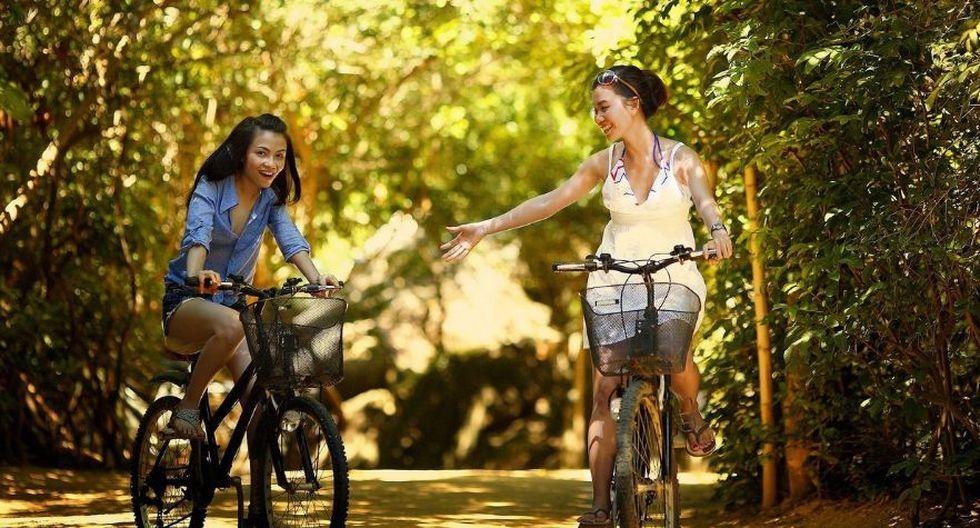 Ir a trabajar en bicicleta reduce significativamente el índice de masa corporal y el porcentaje de grasa en el cuerpo. (Foto: Pixabay)