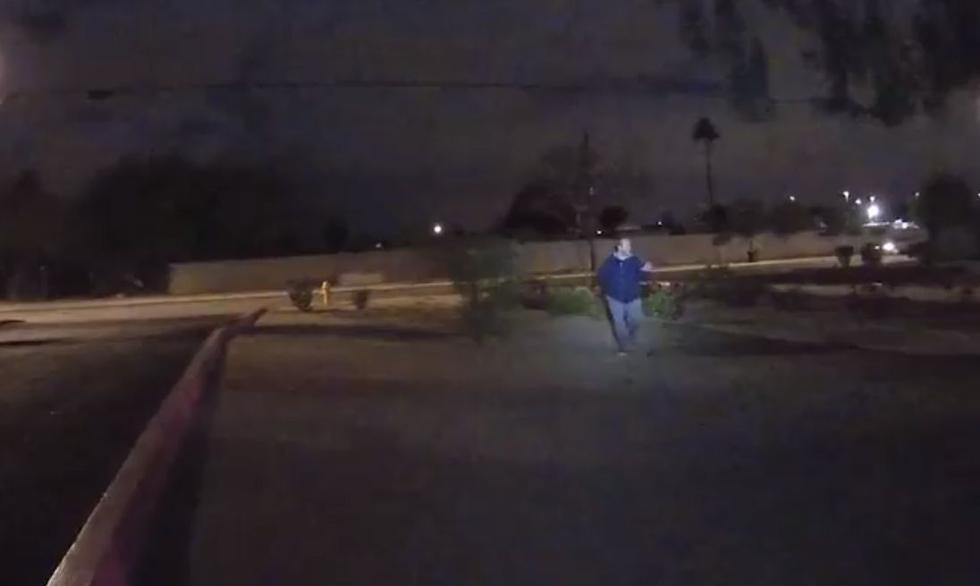 Policías de Phoenix matan a tiros a un hombre que simulaba tener un arma. (Captura/policía de Phoenix)