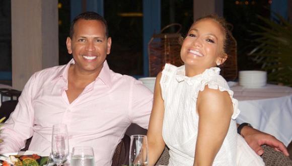 Alex Rodríguez habló sobre sus planes de matrimonio con Jennifer Lopez. (Foto: Instagram / @jlo).
