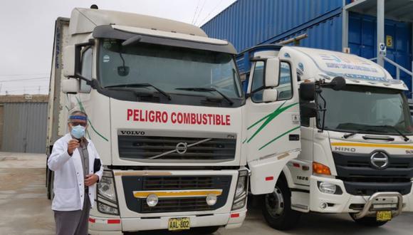 La entidad detalló que a la fecha, ha entregado 74 vehículos, entre otros, a diferentes instituciones del sector Salud. Foto: Difusión