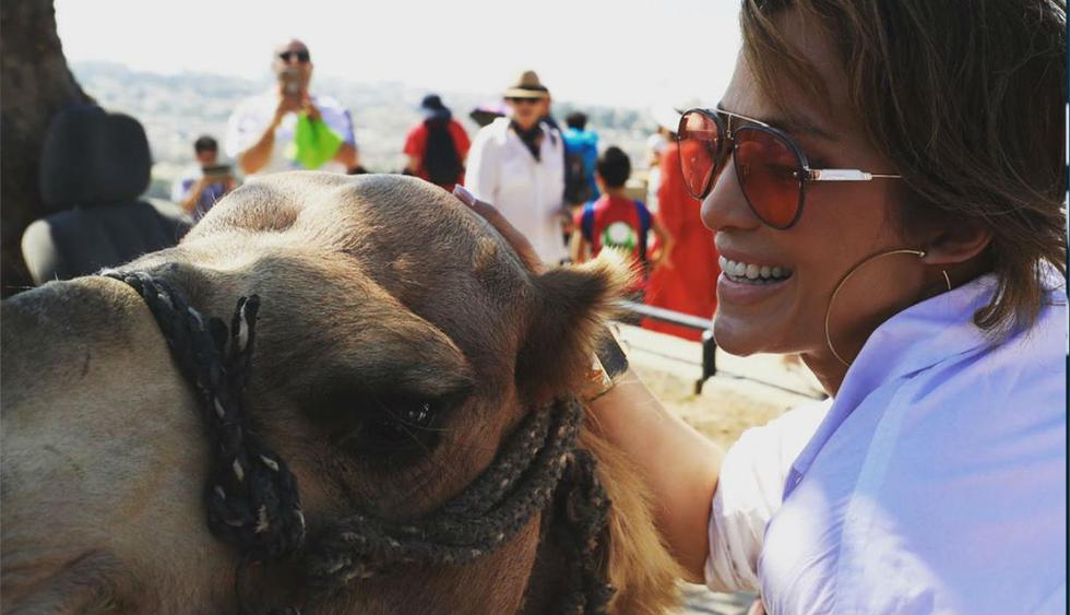 Alex Rodriguez y J.Lo compartieron en Instagram varias imágenesde sus geniales vacaciones. (Foto:@jlo)
