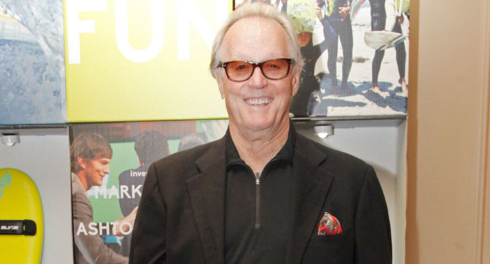 Peter Fonda, hermano de la actriz Jane Fonda, falleció a los 79 años. (Foto: AFP)