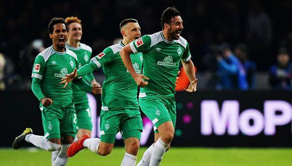 Claudio Pizarro es considerado ídolo del Werder Bremen. (Foto: Agencias)