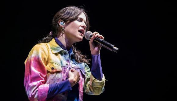 Ximena Sariñana participará en un concierto en vivo, en el que se pretende apoyar a restaurantes, durante esta pandemia de coronavirus
