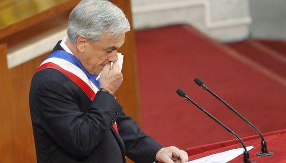 Dio discurso en el Congreso. (Reuters)