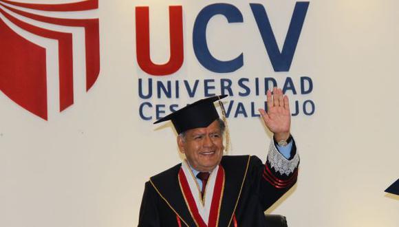 Universidad de César Acuña se pronuncia ante sanción de Indecopi. (Alan Benites)