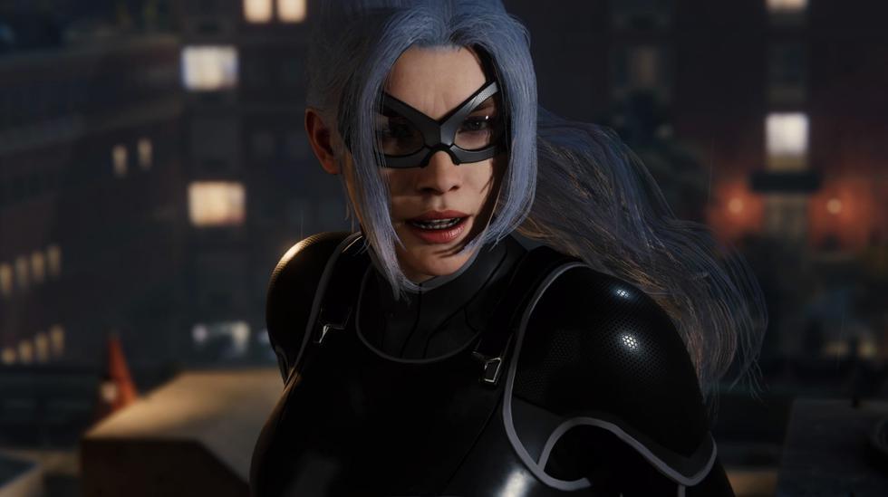Black Cat será uno de los nuevos personajes en este primer episodio titulado The Heist.