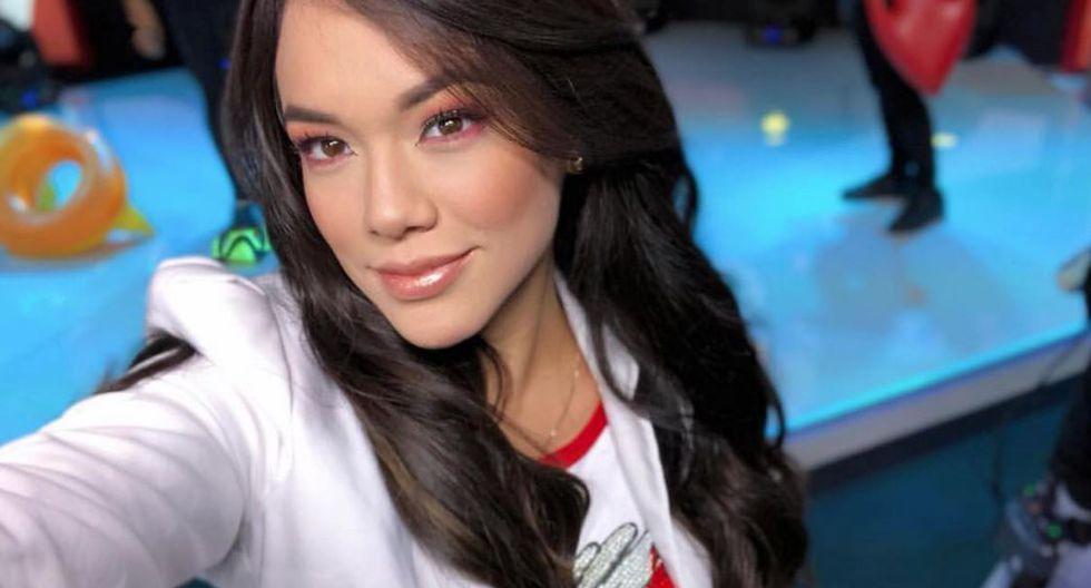 Tras las críticas por haber sido elegida por Latina para cubrir el Mundial, conductora rompió su silencio vía Instagram. (Instagram)