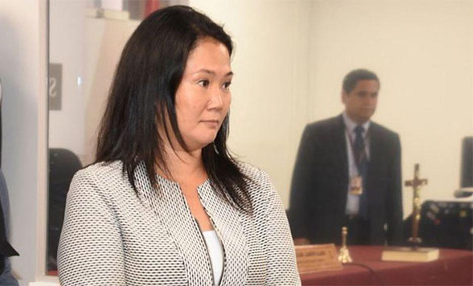 Abogada de Keiko Fujimori aseguró que su patrocinada sí trabaja. (Foto: Agencia Andina)