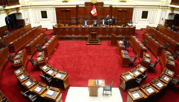 El Parlamento suspendió el pleno descentralizado que se iba a realizar en la ciudad de Abancay. (Foto: Congreso)