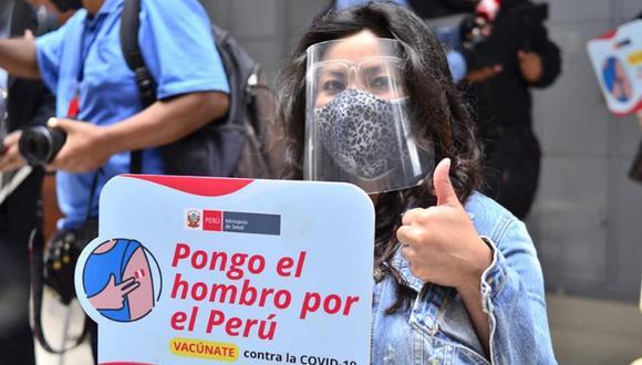 Desde este sábado 31 de julio iniciará la vacunación a jóvenes de 24 años a más en Tacna. (Foto: Geresa Tacna)