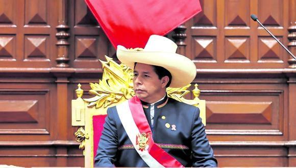 El secretario de Fenate Perú señaló que Pedro Castillo cuenta con licencia de su rol como dirigente, aunque esto no se consignó en el expediente. (Foto: GEC)