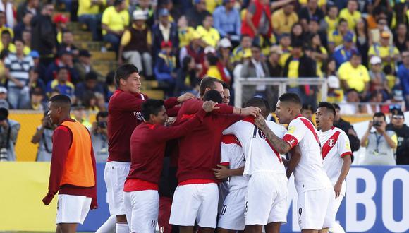 Perú visitará a Argentina y recibirá a Colombia en la próxima jornada doble del certamen. (EFE)