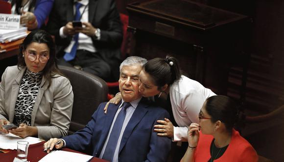 Jefe de Gabinete asegura que quieren terminar las obras y no dejarlas a medio camino. (Mario Zapata/Perú)