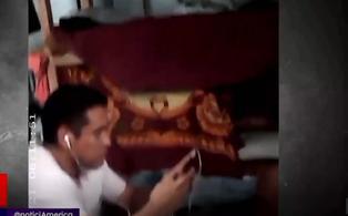 Internos del penal Castro Castro alquilan celulares con internet para revisar sus redes sociales