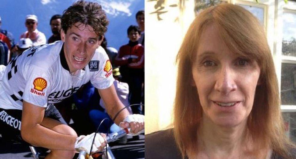Ciclista Robert Millar cambió de sexo y luce orgulloso su nuevo nombre: Philippa York.