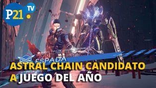 Astral Chain, candidato a juego del año