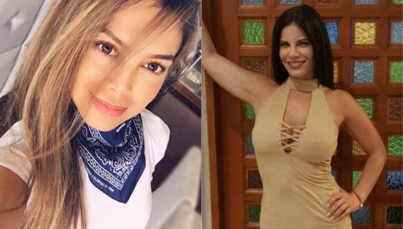 Vanessa Jerí aseguró que no tiene ningún problema con Sandra Arana. (Foto: IG)