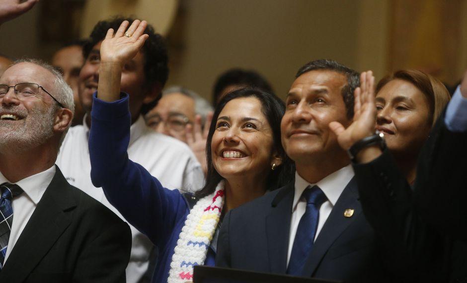 """Ollanta Humala se mostró preocupado por el aplazamiento del debate que definirá su libertad y dijo algunos buscan """"tapar el abuso de la prisión preventiva"""". (Mario Zapata)"""