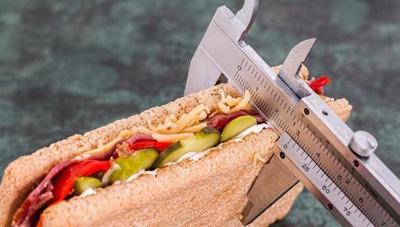 La pérdida de peso debe ser progresiva y no rápido, refiere especialista. (Foto: Pixabay)