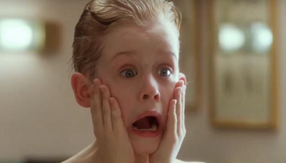 El actor Macaulay Culkin realizó parodia de clásica película de Navidad para Google. (Foto: Hughes Entertainment)
