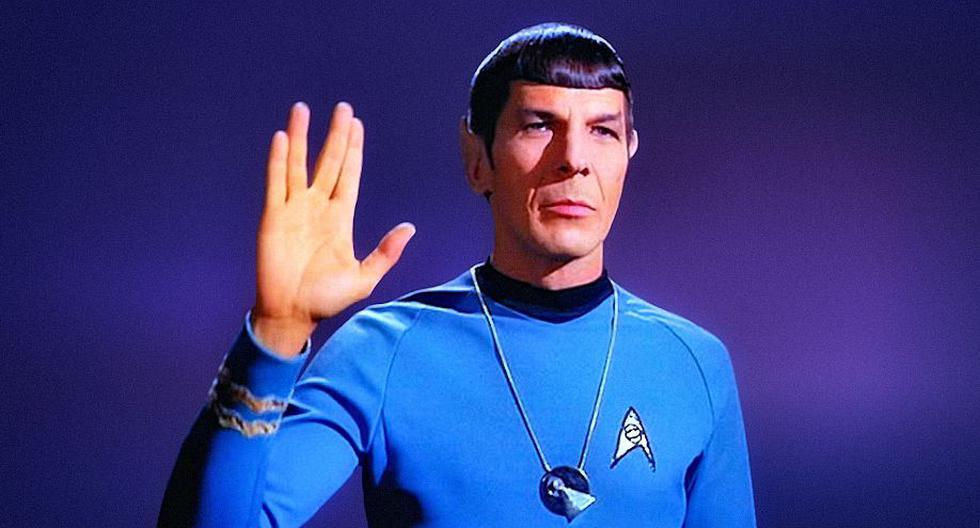 Leonard Nimoy, más conocido como Mr. Spock, murió a los 83 años. (Difusión)