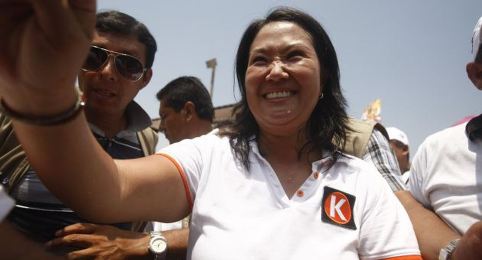 Keiko Fujimori: JNE declaró infundados recursos de apelación contra la resolución que la mantiene en carrera. (USI)