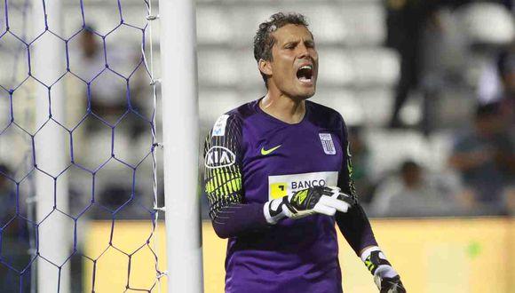 Leao Butró comprometido con las disciplina en Alianza Lima. (Foto: GEC)