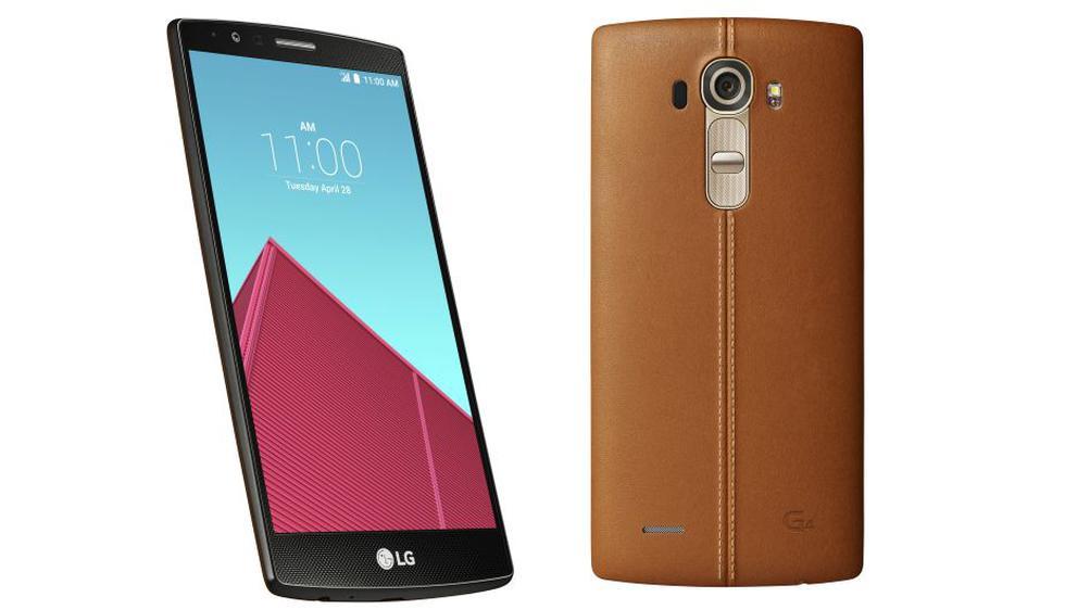 LG G4. (USI)
