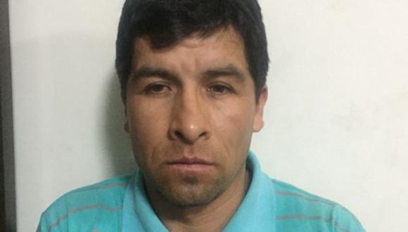 Juan Rodríguez Vicente cayó cuando abordaba un microbús.