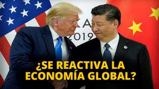 ¿Se reactiva la economía global? [VIDEO]