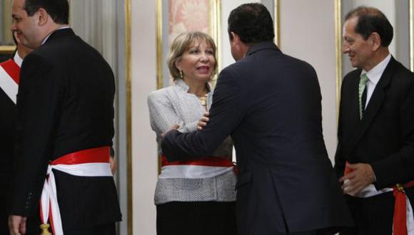 SUCESIÓN. Humala confió la cartera de Trabajo a un rostro nuevo en la política. (Luis Gonzáles)