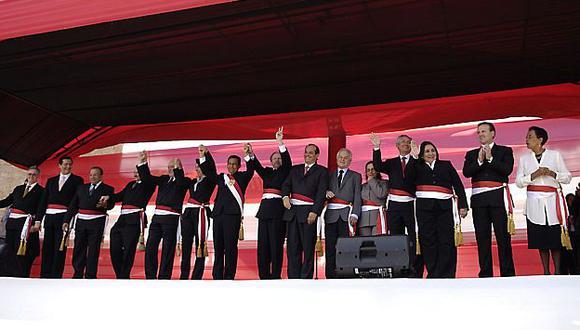 Humala buscaría 'oxigenar' su equipo ministerial. (Perú21)