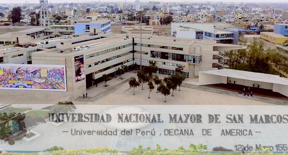 Universidad Nacional Mayor de San Marcos (Facebook UNMSM)