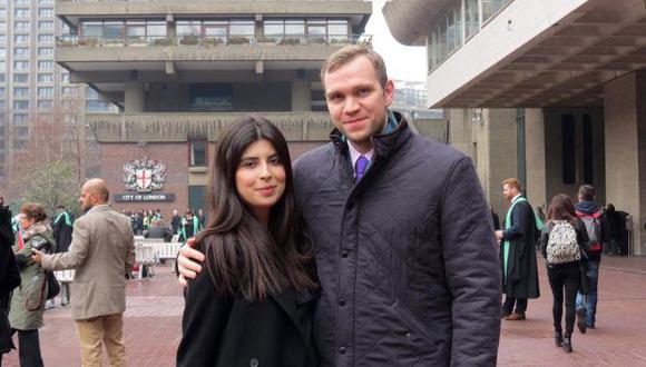 Según su esposa, Matthew Hedges investigaba sobre la política interior y exterior de los Emiratos Árabes Unidos en materia de seguridad después de la Primavera Árabe de 2011. (Foto: AFP)