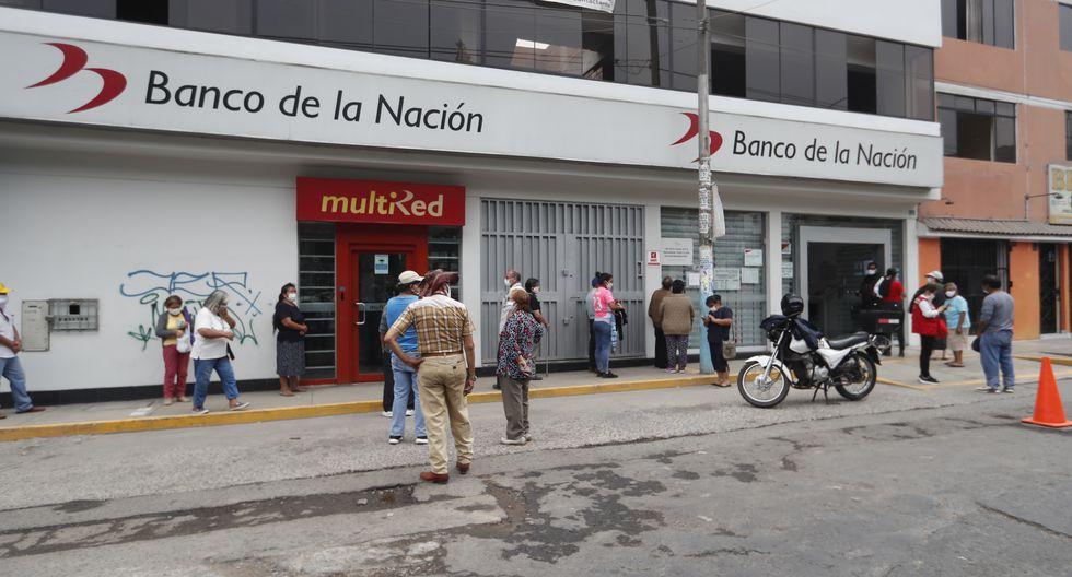 Estos son los bancos que no harán descuentos de tu fondo de AFP así registres deudas (Foto: Joseph Angeles / GEC)