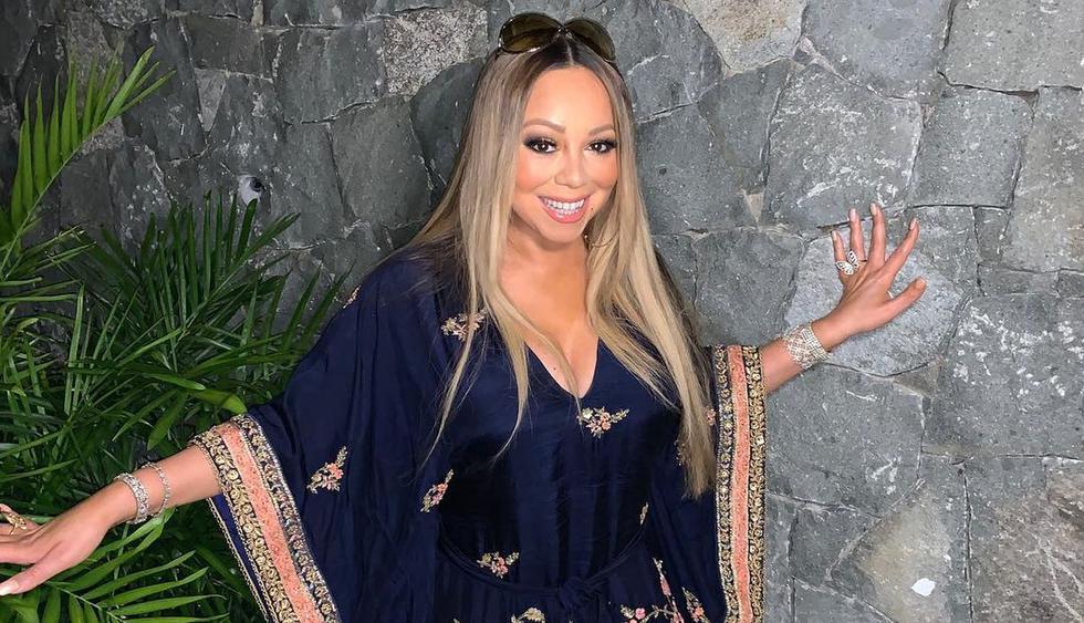 """Mariah Carey demandó a sLianna Azarian de registrar sus """"actividades personales""""y chantajearla con vender sus videos """"íntimos"""". (Foto: @mariahcarey)"""