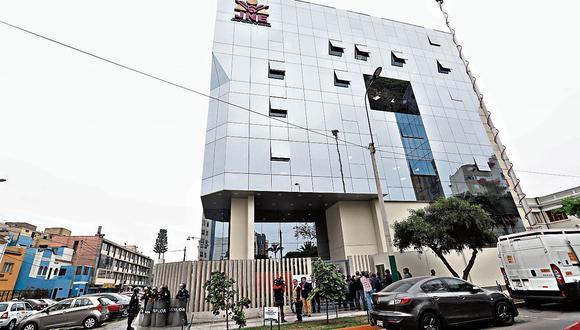 El JEE de Lima Centro determinó la inscripción de varias listas de candidatos al Congreso. (Foto: Rolly Reyna / GEC)