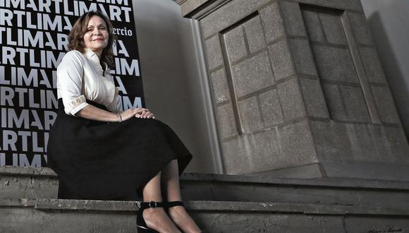 """Roxana Rivero: """"Trabajen y dedíquense a los que les gusta. Sigan su pasión. Así les parezca complicado, háganlo"""". (Perú21)"""