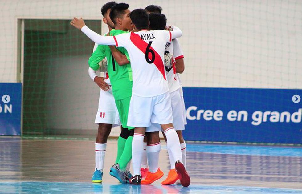 Bicolor derrotó a Chile luego de caer ante Brasil y descansar en la jornada inaugural de la competición. (@SudaSub18)