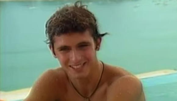 Imanol Landeta durante su participación en Código Postal, telenovela de 2006 cuando tenía 19 años. (Foto: Canal de las Estrellas)