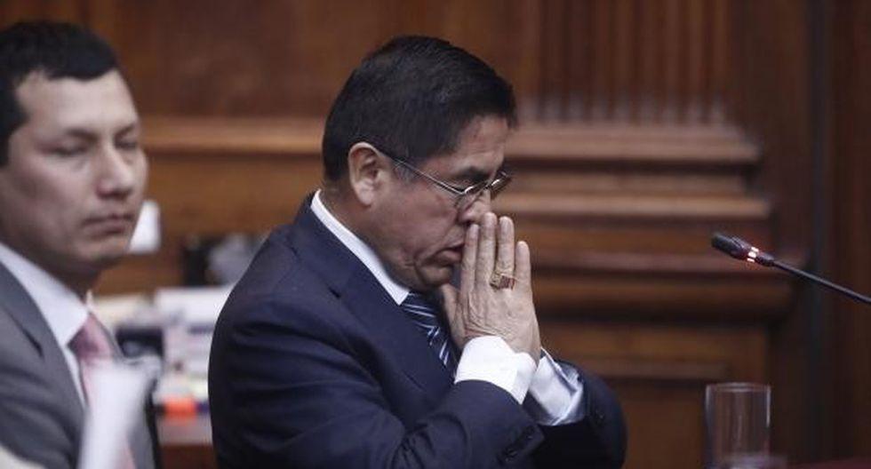 Ex juez supremo César Hinostroza supremo afronta un proceso de extradición al Perú, que ya se aprobó en primera instancia. (Foto: GEC)