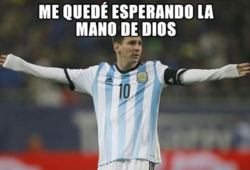 Lionel Messi no apareció en el partido y los hinchas se burlaron de eso. (Internet)