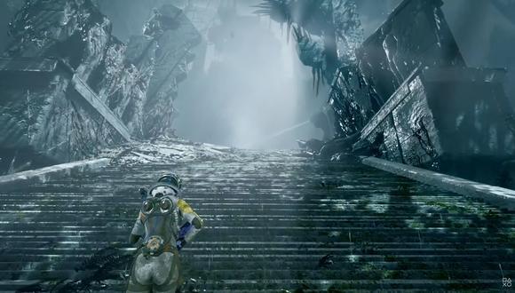 El título de terror y acción llegará muy pronto a la consola de Sony.