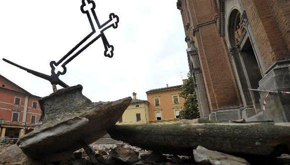 Patrimonio histórico en ruinas. (AP)