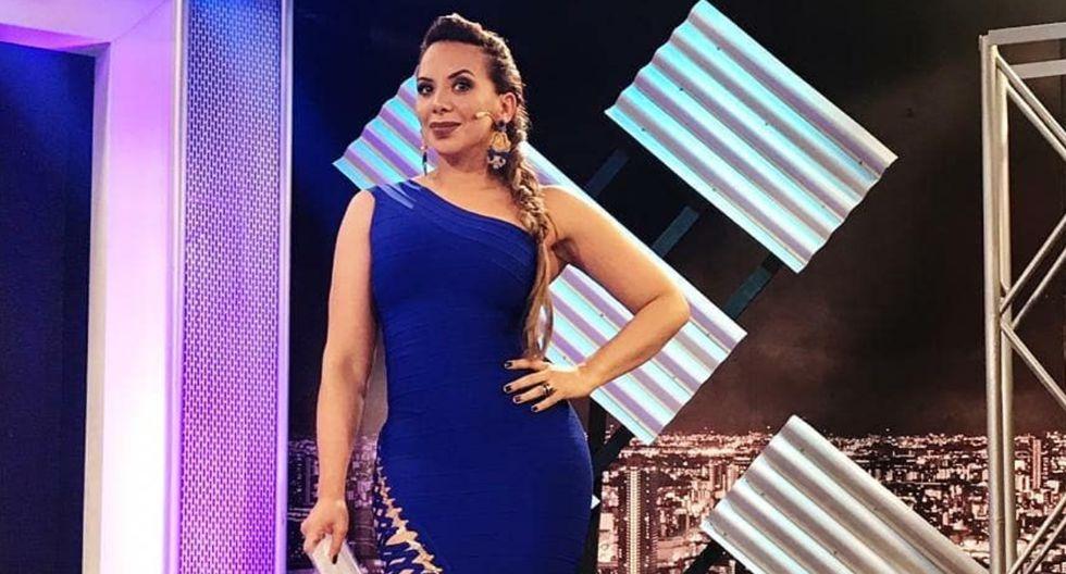 """""""Válgame Dios"""": Mónica Cabrejos es la nueva conductora del programa de Latina (Foto:@la_cabrejos)"""