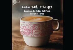 Cafés peruanos conquistan Corea del Sur
