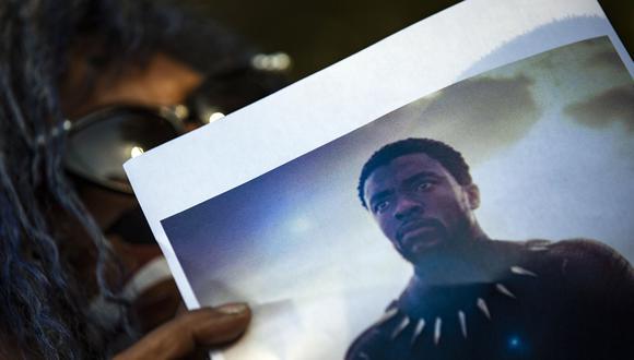 Chadwick Boseman (EFE).