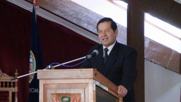 Manuel Quintanilla protagoniza audios con el exvocal César Hinostroza. (Poder Judicial)