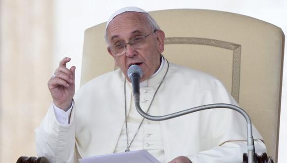Papa Francisco expresó su gran preocupación tras el atentado en Barcelona. (EFE)